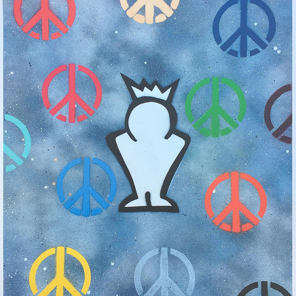 2016 - Peace - Edition 50