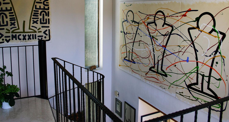 Francis Tucker - Artworks Live Display