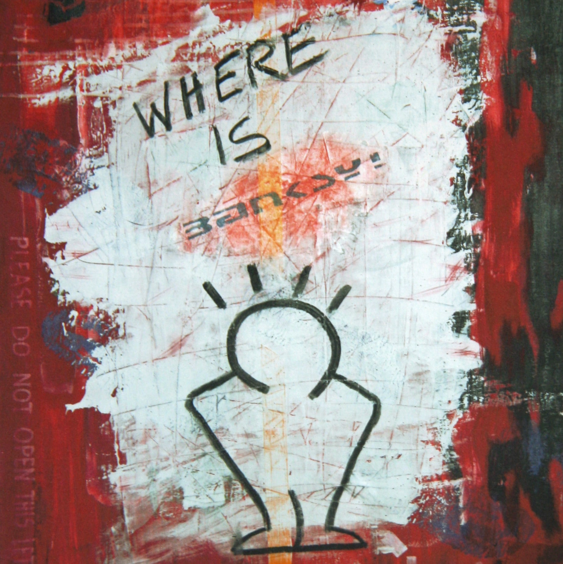 2011 - Where is banksy - Edition 30