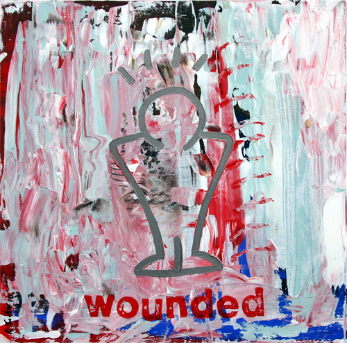 Wounded but not dead
