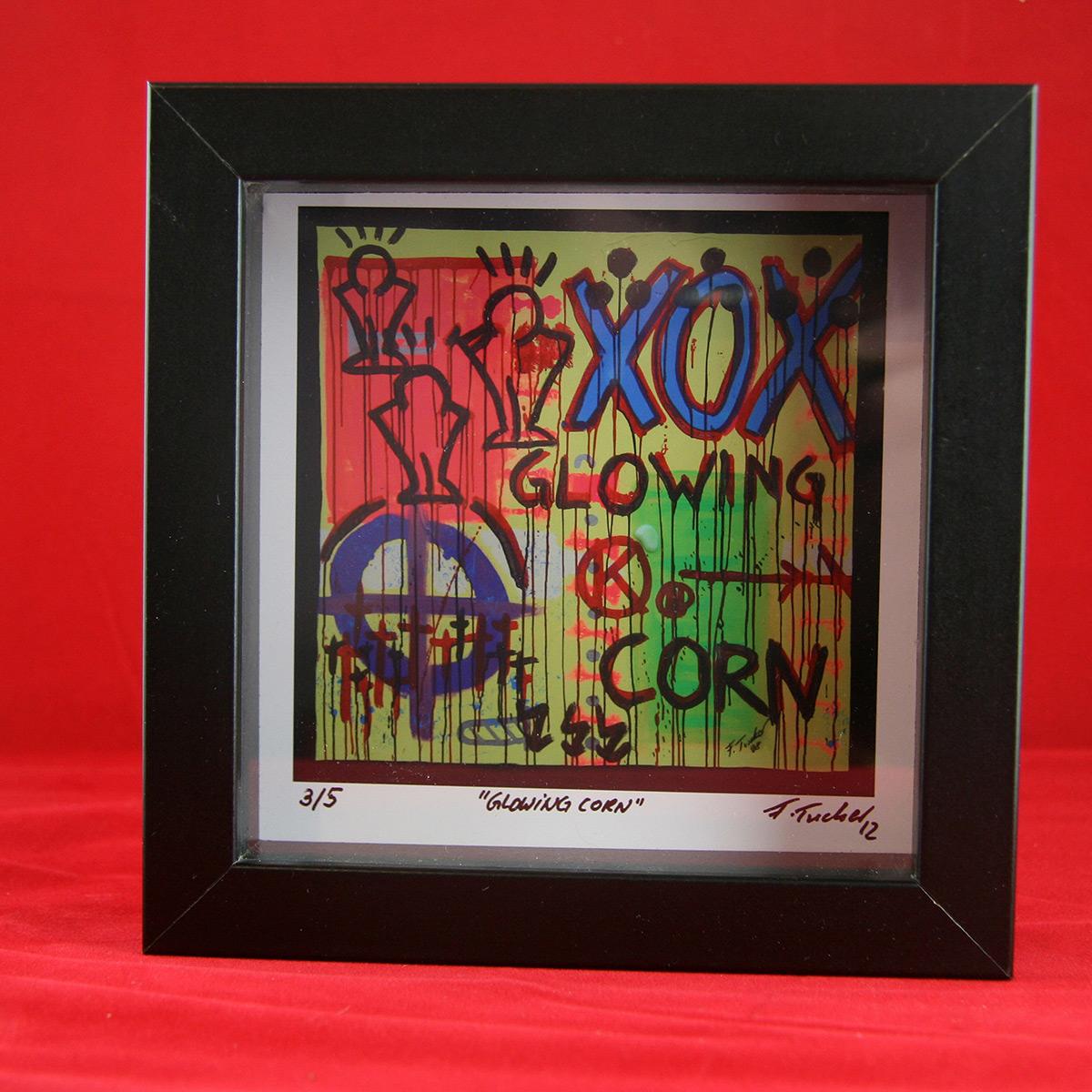 2012 - Glowing Corn - Edition 5