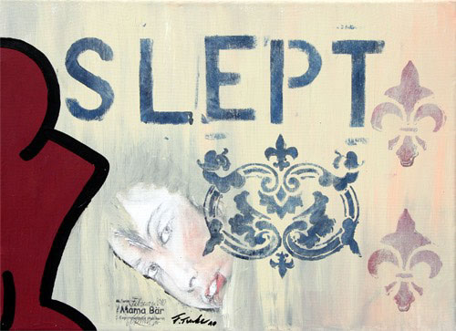 Slept with Mamabär
