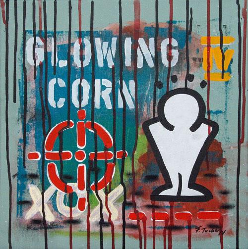 Glowing Corn IV